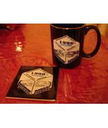 """Conrail Memorabilia - Conrail Railroad """"Cornerstone of Safety"""" Logo Mug ... - $19.95"""