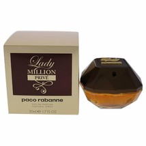 Paco Rabanne Femme Million Prive L Eau de Parfum Spray, 50ml - $54.88