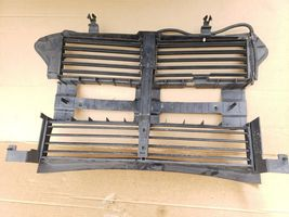 13-18 Ford Taurus Radiator Shutter Complete Assembly w/ Actuator Motor image 6