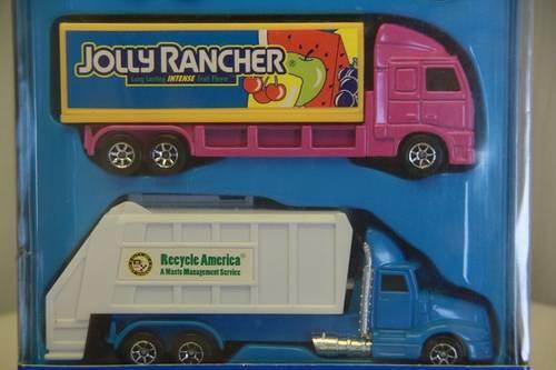 1997 Hot Wheels Haulers 4 Pack Gift Pack