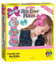 Faber-Castell Creativity for Kids Designed By You Hair Bow Maker DIY Caft Kit image 5