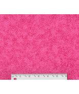 Bright Pink Neon Fabric, cotton quilting quilt ... - $7.48