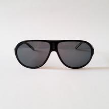 Strellson Ethan ST 2257 510 Pilot Sunglasses Carbon Fiber Frame Green Le... - $67.88