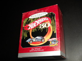 Hallmark Keepsake Ornament  Hot Wheels - $15.00