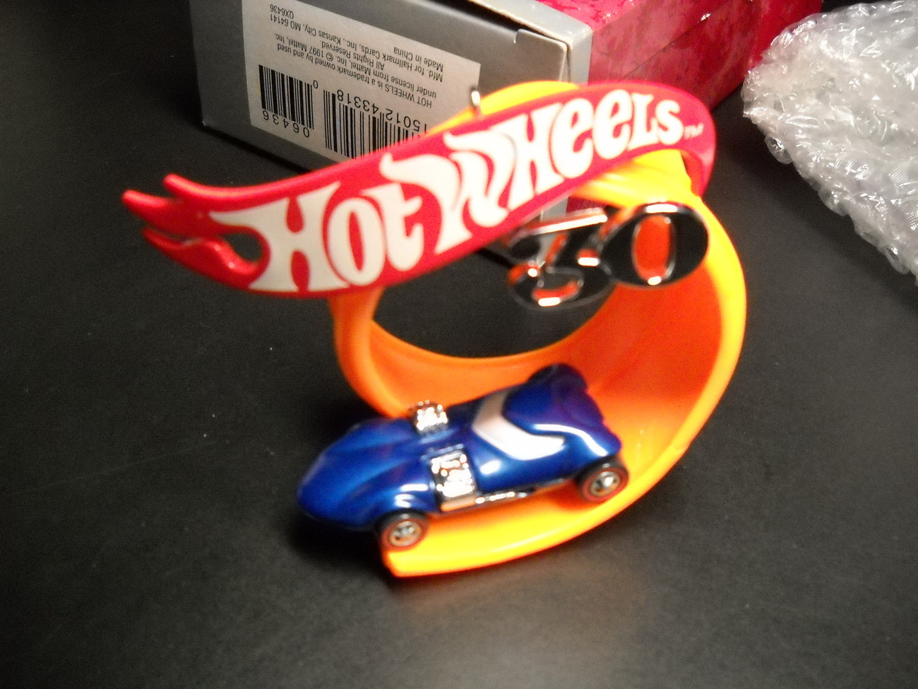 Hallmark Keepsake Ornament  Hot Wheels