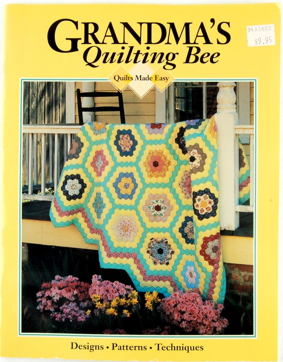 Book grandmas quilting bee