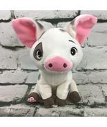 "Build A Bear Workshop Disney Moana 7"" Pua Plush Piglet Stuffed Animal - $14.84"