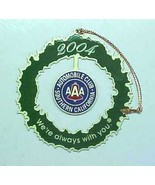 2004 AAA Automobile Club of So California Christmas Ornament - $6.99