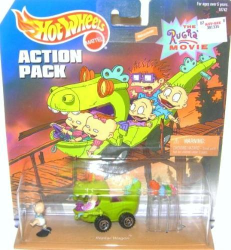 Hot Wheels Action Pack The Rugrats Movie
