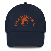 I'M A MAN! I'M 40! Hat / Mike Gundy Hat / Dad hat image 8