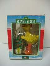 Sesame Street Big Bird Christmas Ornament By Kurt S Adler 1998 - $19.99