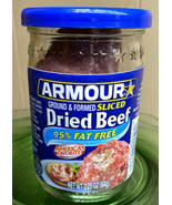Armour Sliced Dried Beef, Ground & Formed, 2.25 Oz (64g), 95% Fat Free, ... - $9.89