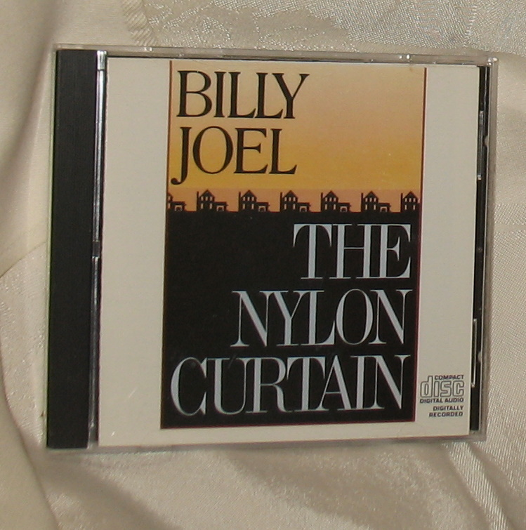Billy Joel The Nylon Curtain CD 1982