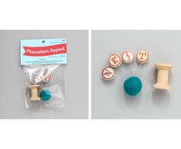 Nesting Bird Kit (E701) Pincushion Appeal Embellishment pack Just Another Button - $12.50
