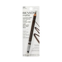 Revlon Luxurious Color Kohl Eyeliner-Rich Mink 002, 0.035 oz , 1 ea - $14.99