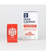 Duke Cannon Big Ass Beer Soap 10 oz - Made with American Lager BEER6 - $13.95