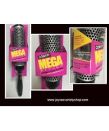 Conair Mega Styler Brush Extra Long Barrel Wide Sections - $8.99