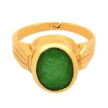 5.25 carat Natural Emerald Ring For Unisex in Derby - $170.00