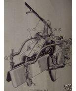 1934 McCormick Deering 37 Tractor Lister Manual - $9.00