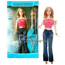 Year 2005 Barbie Celebrities 12 Inch Doll Set - Country Pop Star LeAnn R... - $54.99