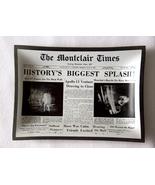 1969 APOLLO 11 Buzz Aldrin Moon Landing DISH Rare! - $10.00