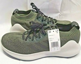 adidas Purebounce+ m Men's 11 AC8782 Base Green Core Black Running Shoes... - €47,15 EUR