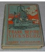 Juvenile Series Book, Frank Before Vicksburg, American Civil - $11.95