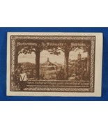Vintage Germany 50 Pfennig 1921 Circulated - $4.94