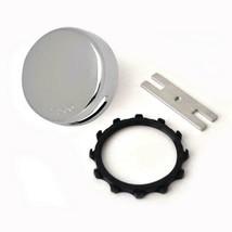 Watco 18009-CP Polished Chrome Innovator Overflow Plate Kit - $15.50