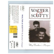 My Brother's Keeper By Walter & Scotty (Cassette, May-1993, Noir Attache) - $5.17