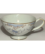 W. Dalton Footed Tea Cup 5303 Seville by IMPERIAL China Blue Roses Gold ... - $13.95
