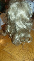 Blonde Danielle Wig For Doll 12-13 Playhouse Collection Curly Hair - $9.90