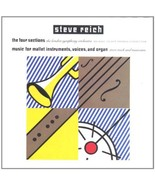 Steve Reich: The Four Sections / Music for Mallet Instruments, Voices & ... - $26.96