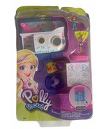 Polly Pocket World Sweet Sails Cruise Ship Compact with Fun Reveals - $19.99
