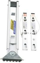 Werner Ladder Leveler 375 lbs.Load Capacity Swivel Shoe Weather Resistant  - $112.29