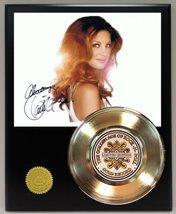 Faith Hill Gold Record Signature Series LTD Edition Display - $85.45