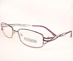 Wittnauer Joyful Brown 53-17-140 Women Optical Eyeglasses Designer - $79.17