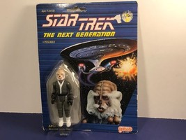 Vintage 1988 Galoob Star Trek Action Figure Next Generation Moc Antican Alien - $94.05