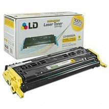 LD Q6002A 124A Yellow Laser Toner Cartridge for HP Printer - $7.99