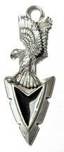 Eagle Arrowhead Fine Pewter Pendant Approx. 2 1/4 inches tall image 1
