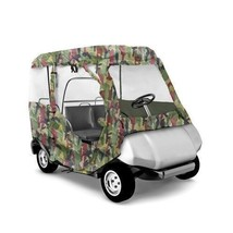 Golf Cart Car Passenger Storage Heavy Duty Durable Sports Vehicle Zipper... - $140.99