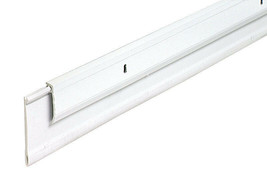 "New! 05769 M-D BUILDING PRODUCTS 36"" DELUXE DOOR SWEEP ALUMINUM & VINYL ... - $16.58"