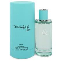 Tiffany & Love 3.0 Oz Eau De Parfum Spray for women image 1