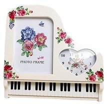George Jimmy Creative Alarm Clock Fashion Wake Up Alarm Clocks - Piano Pattern R - $31.63