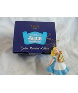 Grolier President's Edition Christmas Ornament Alice - Alice in Wonderland - $14.00