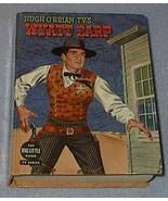 Big Little Book, T.V. Series, Hugh O'Brian Wyatt Earp - $8.00