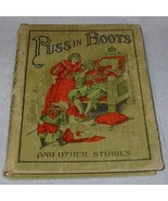 Children's Illustrated, Puss in Boots and other stories, 1903 - $39.00