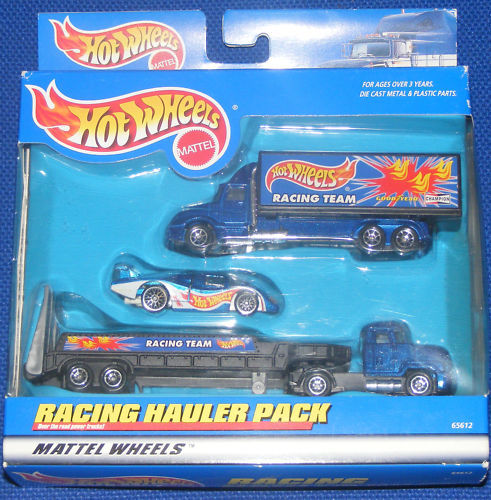 Racing hauler pack