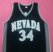 Ja Vale Mc Gee Nevada University Navy Blue College Jersey Any Size Free Wwjd Brclt - $29.99