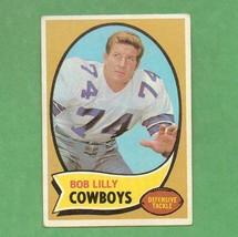 1970 Topps Bob Lilly Cowboys  - $3.00